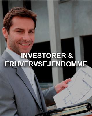 Vandbehandling til investorer og erhvervsejendomme