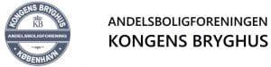 Andelsboligforening Kongens Bryghus logo