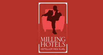 Milling Hotels logo