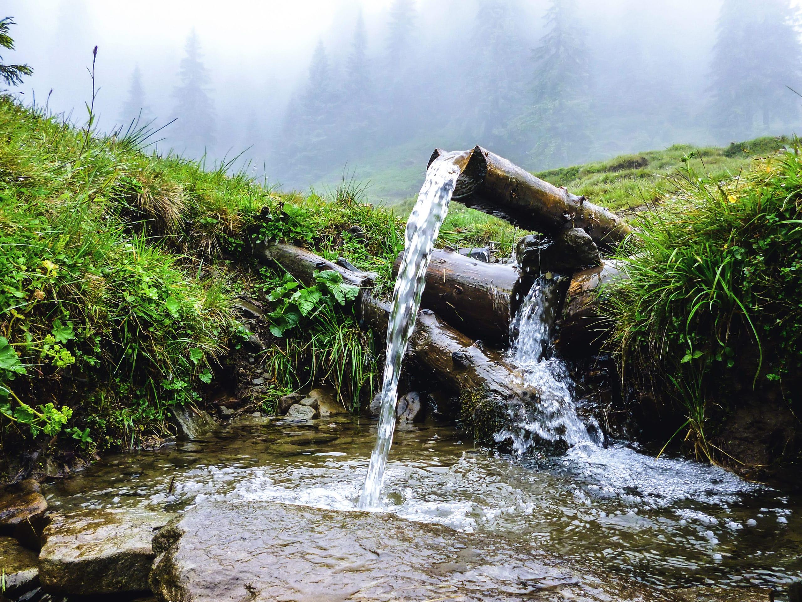 Drikkevand uden kemi er ingen selvfølge
